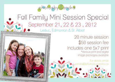 Fall session card2012